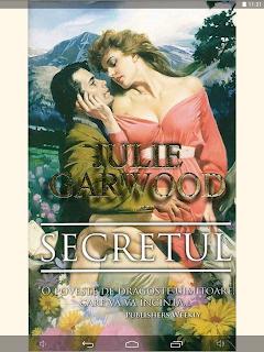 secretul julie garwood recenzie