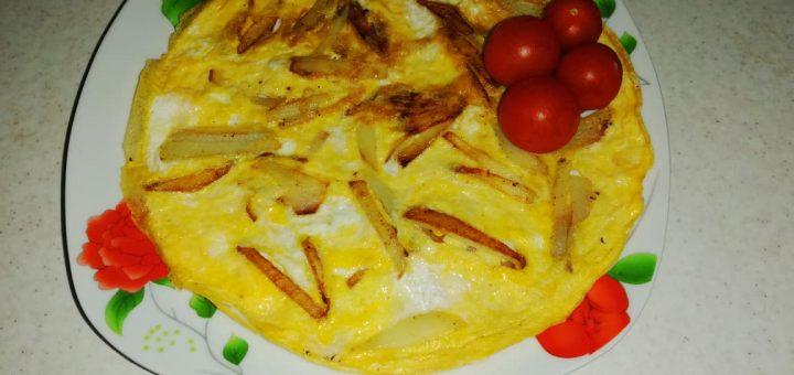 omleta cu cartofi, cele mai cautate retete