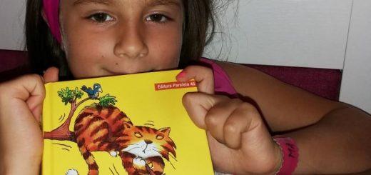 intoarcerea pisicii asasine. carti pentru copii