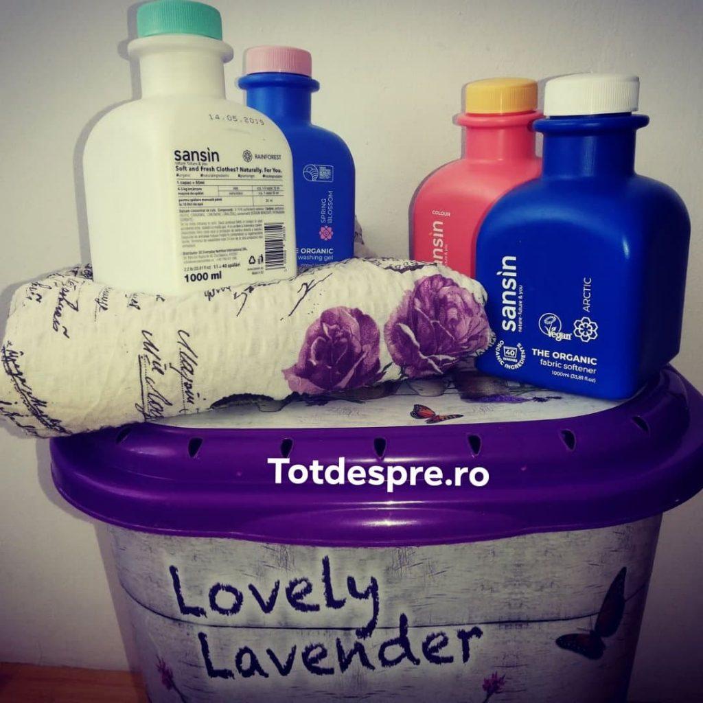 detergent rufe organic, vegan, sansin, detergent natural