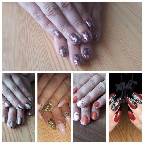 unghii de toamna, culori de unghii toamna
