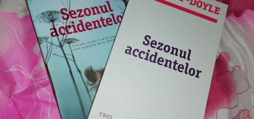 Sezonul accidentelor - Moira Fowley- Doyle