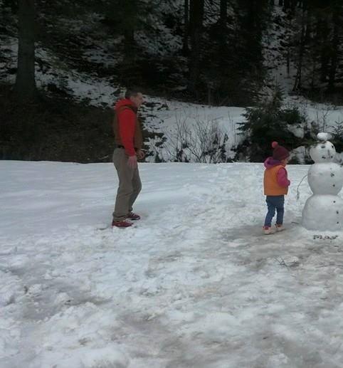 activitati pentru copii iarna