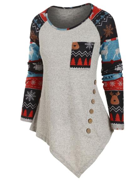 bluza iarna dama