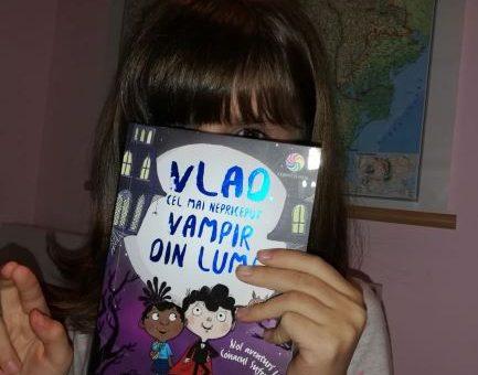vlad cel mai nepriceput vampir din lume , volumul 2