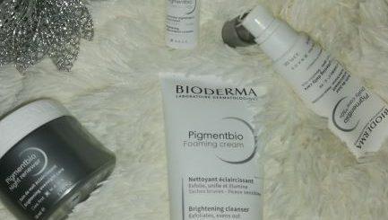 hiperpigmentarea tenului. gama pigmentbio de la bioderma