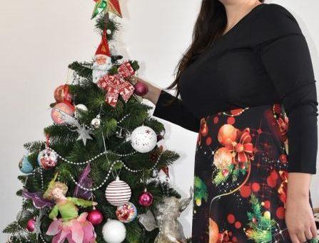rochie de craciun dresslily