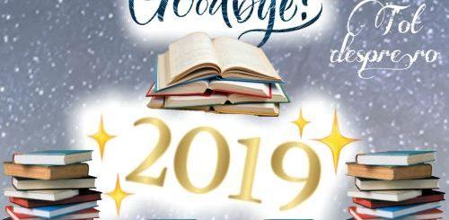 Top cele mai bune cărți citite în 2019