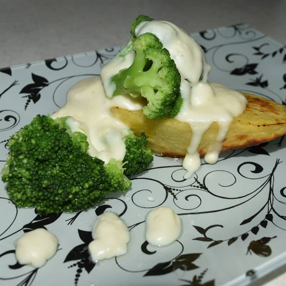 retetă cu cartofi și brocoli, cartofi la cuptor, reteta cu broccoli