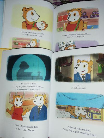 bob puidesomn ,carte pentru copii mici, carte ilustrata