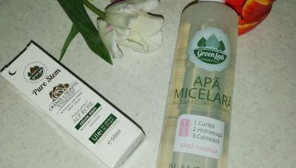 green lab crema de noapte cu celule stem