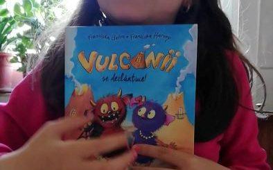 vulcanii serie pentru copii