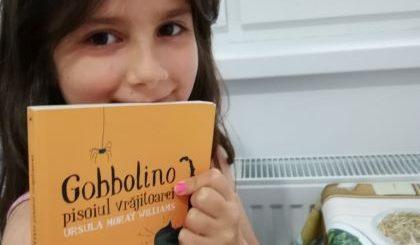 gobbolino pisoiul vrajitoarei,carti pentru copii 8 ani