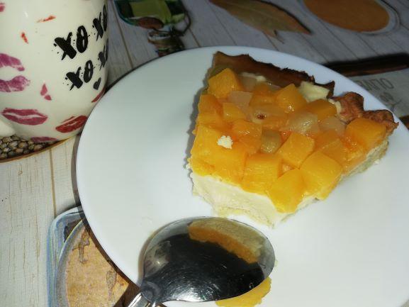 tarta cu fructe ,retet simpla,tarta cu vanilie