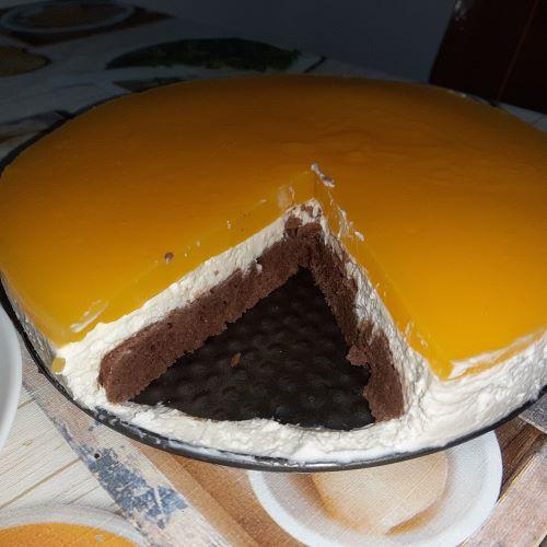 prajitura fanta, tort fanta, reteta simpla