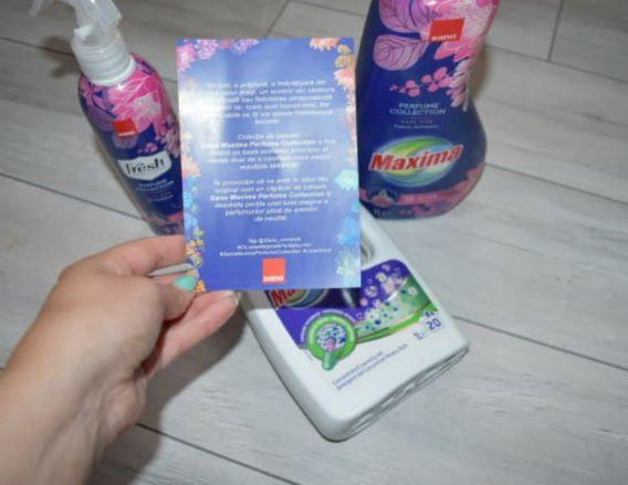 impresii detergent sano maxima