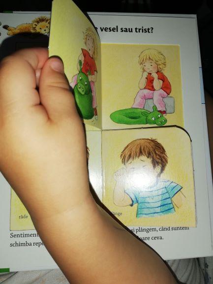 carte cartonata pentru copii mici 2 ani