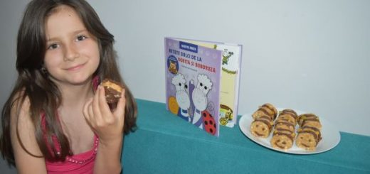 reteta albinuta ,carte de retete copii