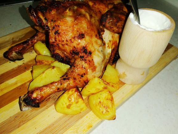 idei pentru cina cu carne de pui