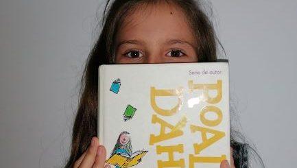 cărții pentru copii, Matilda de Roald Dahl.