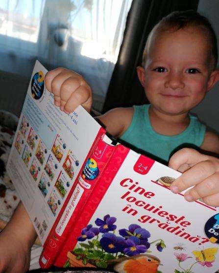carte cu animale pentru copii