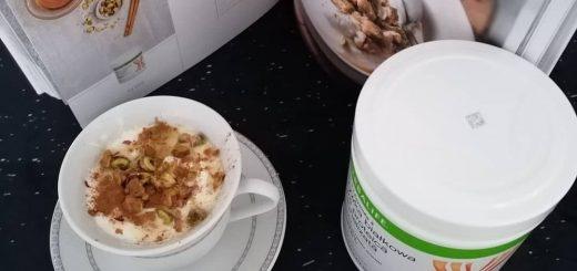 mic dejun vegetarian herbalife nutrition