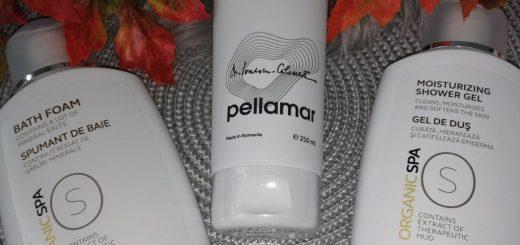dermatocosmetice romanesti cu namol terapeutic, pellamar