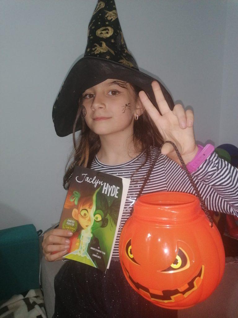 jaclyn hyde carte pentru copii
