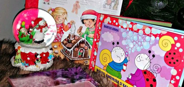 carti pentru copii craciun