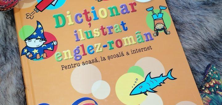 Dicționar ilustrat englez-român