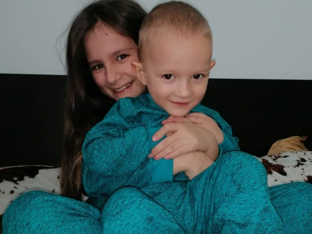 pijamale copii,pijamale asortate