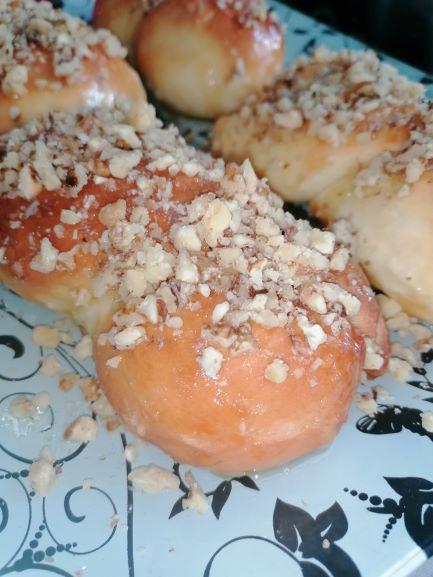 mucenici moldovenesti cu miere si nuca,reteta simpla
