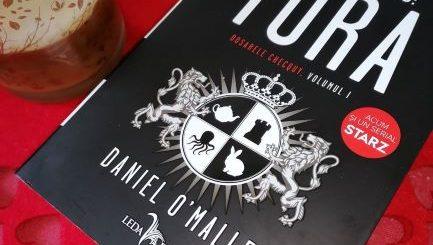Nume de cod: Tura de Daniel O'Malley