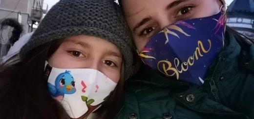 masti reutilizabile, masti personalizate, masti pentru copii