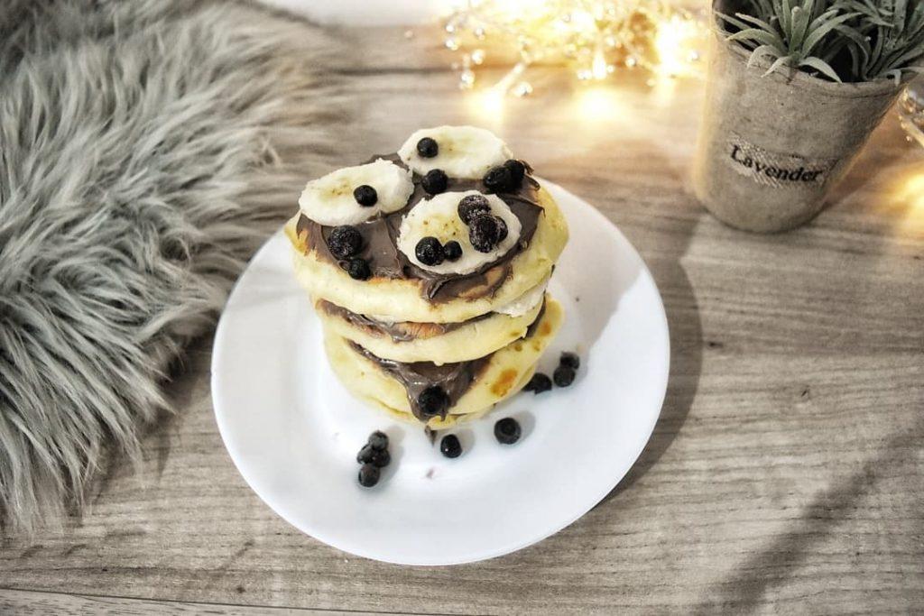 clătite americane / pancakes