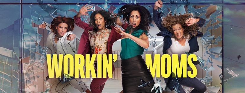 Workin' moms ( Mami merge și la muncă) - un serial relaxant