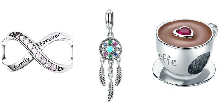 bijuterii si charms la preturi mici