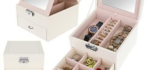 Ceasuri & bijuterii, caseta de bijuterii