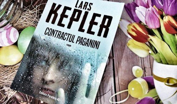 Contractul paganini de Lars Kepler recenzie