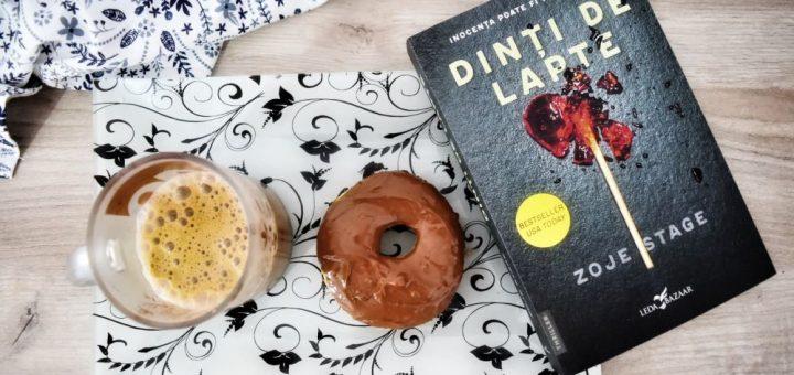 Dinti de lapte, Zoje Stage, Leda Bazaar,thriller copii