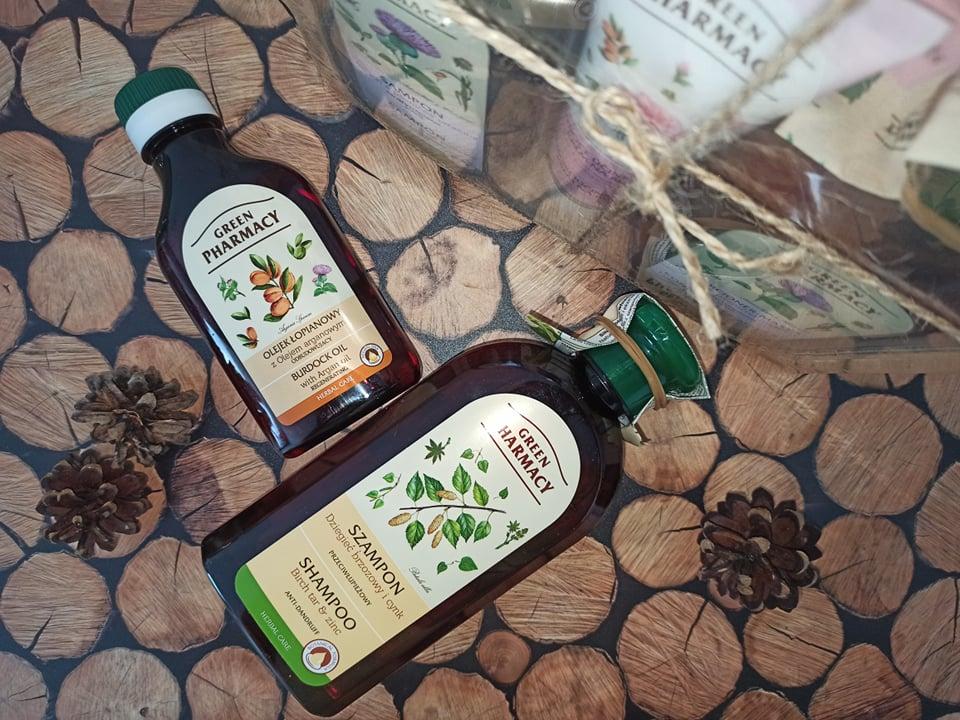 green pharmacy, recenerearea parului,ulei de argan,ulei de brusture, ulei pentru regenerare, sampon antimatreata,