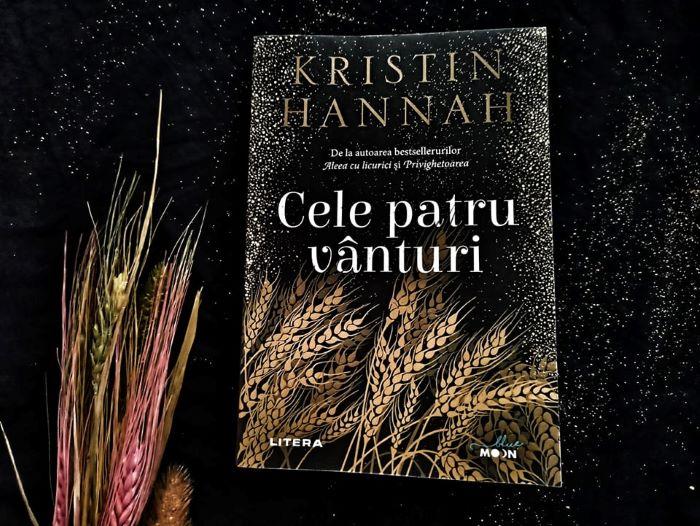 Cele patru vanturi, Kristin Hannah, roman ,carti kristin hannah, libris,