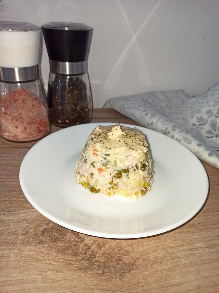 salata boeuf, reteta salata boeuf, salata de boeuf