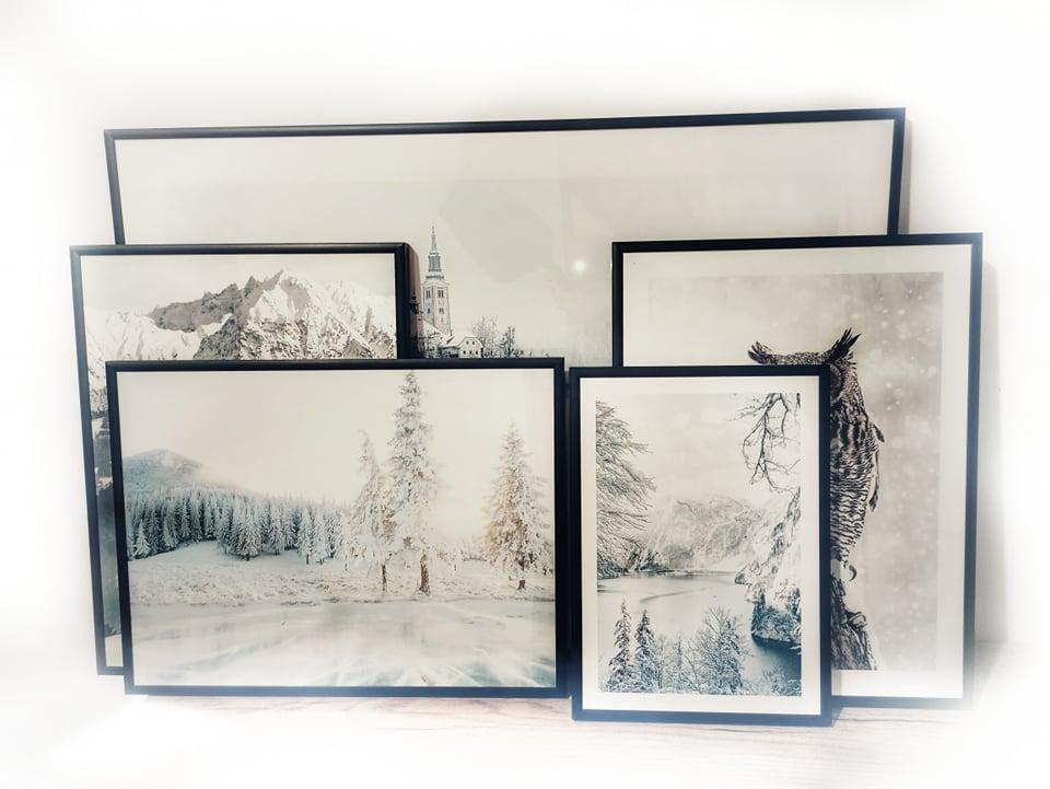 postere ,iarna ,poster store, decor interior, decor perete,