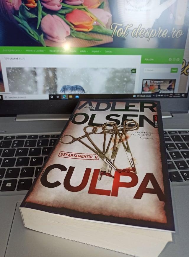 Culpa de Jussi Adler-Olsen